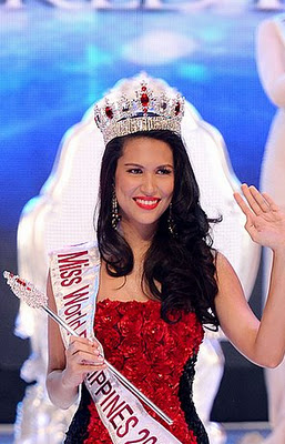Ivian Lunasol Sarcos Colmenares Miss World 2011 | Zona Wanita